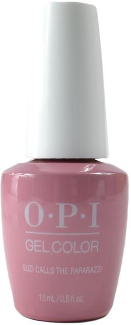 OPI Gelcolor Suzi Calls The Paparazzi (UV / LED Polish)