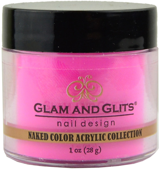 Glam And Glits Ashes of Roses Acrylic Powder (28 g / 1 fl. oz.)