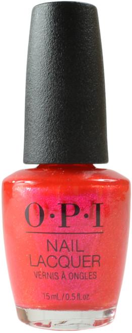 OPI Strawberry Waves Forever