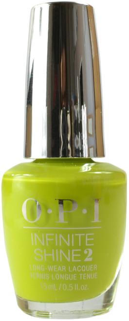 OPI Infinite Shine Pear-adise Cove (Week Long Wear)