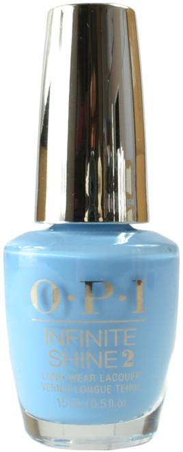 OPI Infinite Shine Mali-Blue Shore (Week Long Wear)