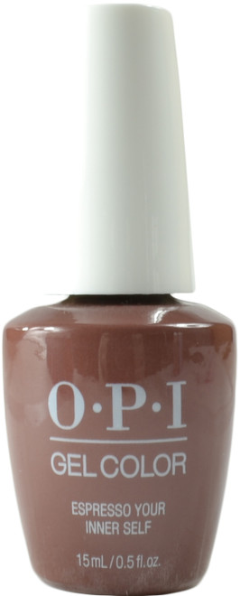 OPI Gelcolor Espresso Your Inner Self (UV / LED Polish)
