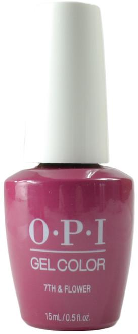 OPI Gelcolor 7th & Flower (UV / LED Polish)