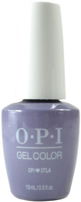 OPI Gelcolor OPI ♥ DTLA (UV / LED Polish)