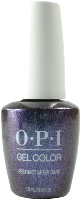 OPI Gelcolor Abstract After Dark (UV / LED Polish)