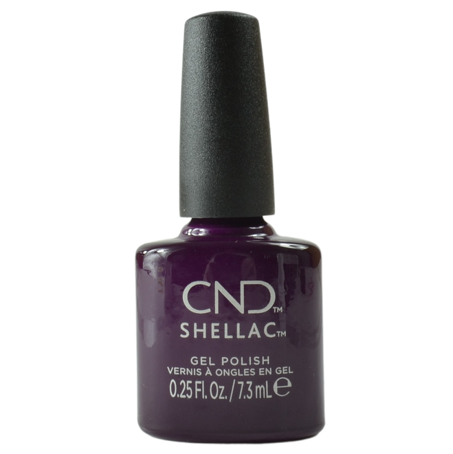 Cnd Shellac Verbena Velvet (UV / LED Polish)