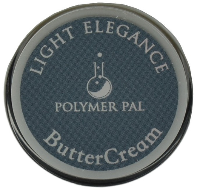 Light Elegance Polymer Pal Buttercream (UV / LED Gel)