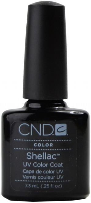 CND Shellac Black Pool (UV Polish) nail polish