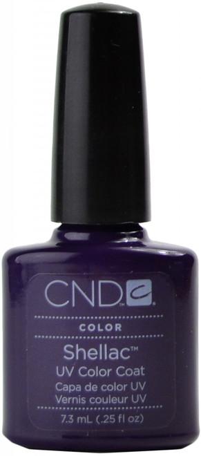 CND Shellac Rock Royalty (UV Polish) nail polish