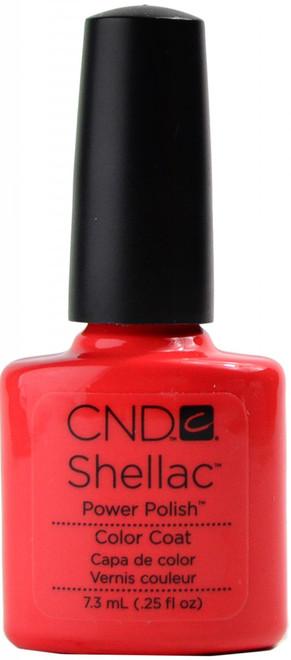 CND Shellac Tropix (UV Polish) nail polish