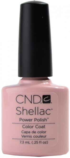 CND Shellac Clearly Pink (UV Polish) nail polish