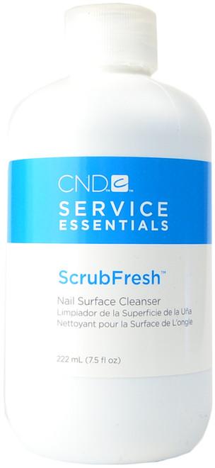 CND Shellac Scrub Fresh Nail Surface Cleanser (222 mL / 7.5 fl. oz.)