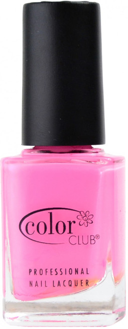 Color Club Yum Gum nail polish