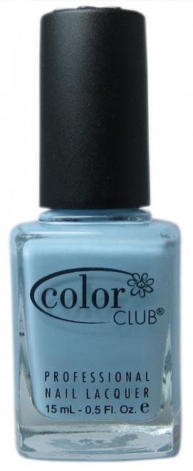Color Club Take Me To Your Chateau nail polish