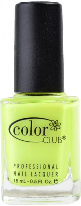 Color Club Volt Of Light nail polish