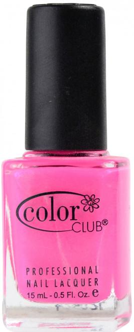 Color Club Electro Candy nail polish