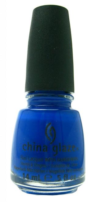 China Glaze Ride The Waves nail polish