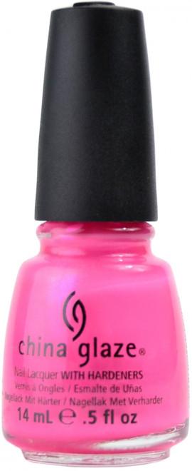 China Glaze Hang-Ten Toes nail polish
