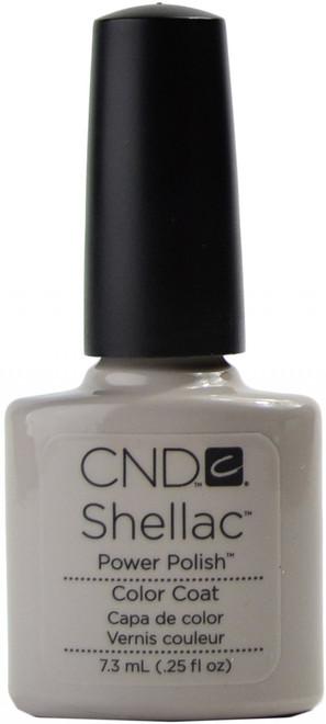 CND Shellac Cityscape nail polish
