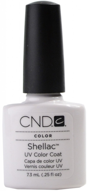CND Shellac Cream Puff nail polish