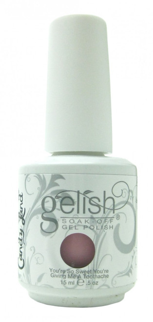 You'Re So Sweet You'Re Giving Me A Toothache (15mL UV Polish) by Gelish