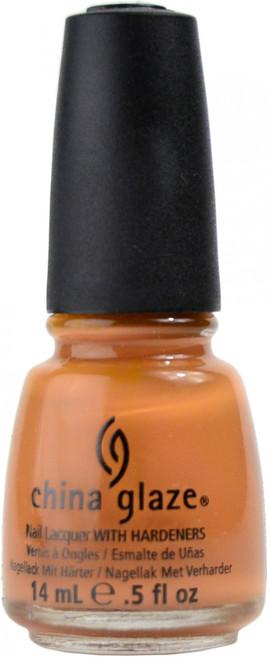 China Glaze Desert Sun nail polish