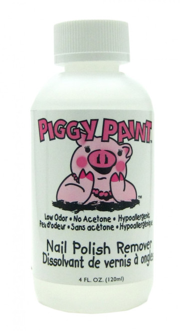 Nail Polish Remover by Piggy Paint for Kids