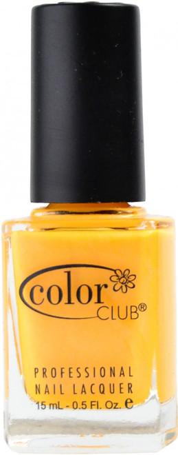 Color Club Always Get My Man-Darin - Scented Nail Polish nail polish