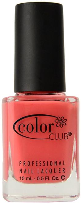 Color Club Gimme A Grape Big Kiss - Scented Nail Polish
