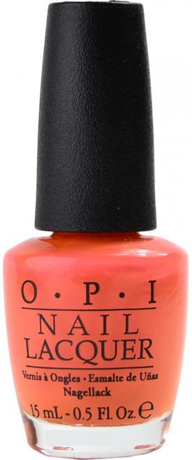 OPI Hot And Spicy nail polish