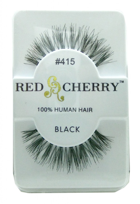 Red Cherry Lashes # 415 Red Cherry Lashes (Black)
