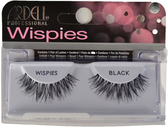Ardell Lashes Wispies Ardell Lashes (Black)