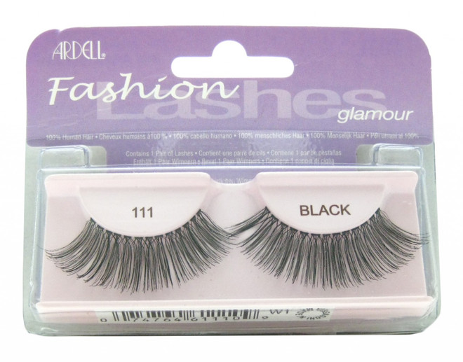 Ardell Lashes #111 Ardell Lashes (Black)
