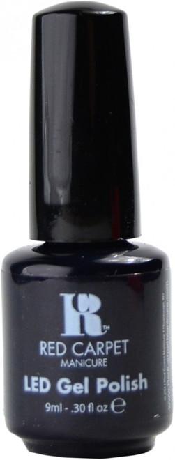Red Carpet Manicure Midnight Affair (Blue) (LED Or UV Polish)