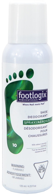 Footlogix #10 Shoe Deodorant (75 Ml)