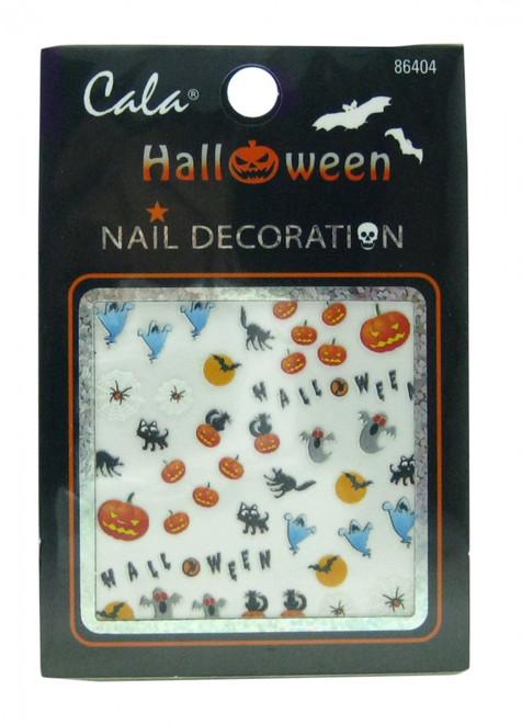 Cala Halloween #4 Nail Decal