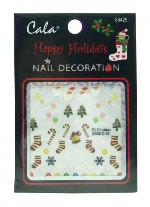 Cala Holidays #1 Nail Decal