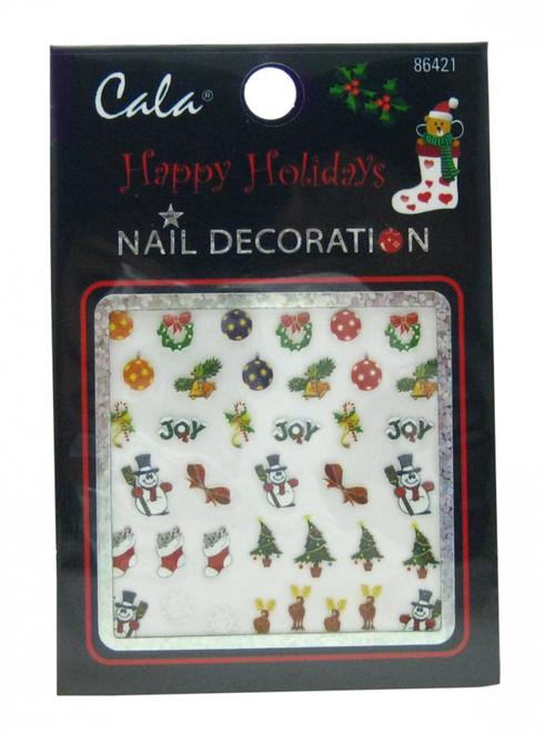 Cala Holidays #3 Nail Decal
