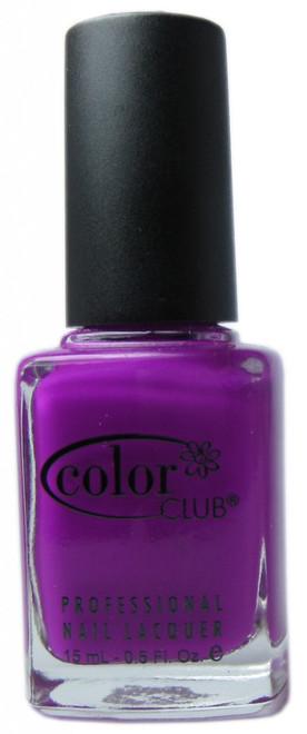 Color Club Mrs. Robinson nail polish