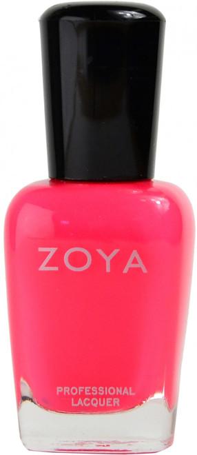Zoya Ali nail polish