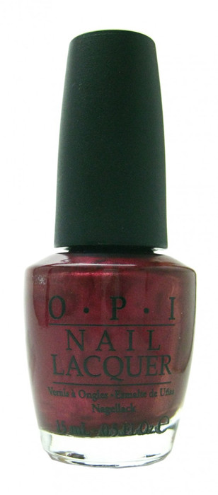 Opi Bogota Blackberry Free Shipping At Nail Polish Canada