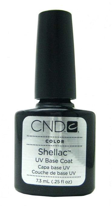 Cnd Shellac Uv Base Coat Free Shipping At Nail Polish Canada