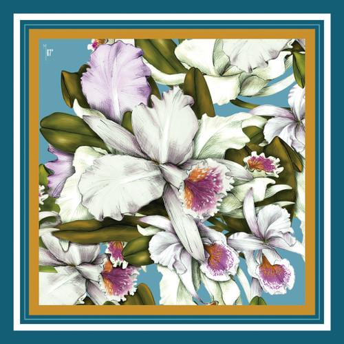 03. Cattleya Blue