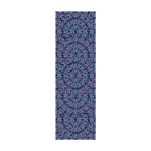 26. Blue Morpho Magenta Stole