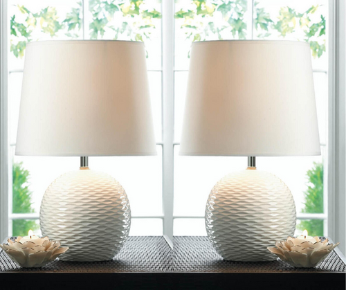 Pair Of Fairfax Table Lamps
