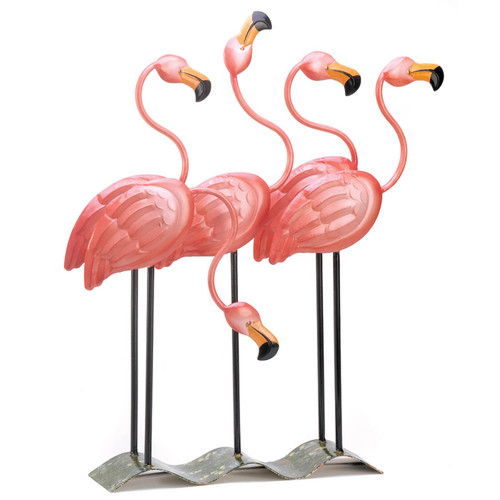 flock o flamingos decor