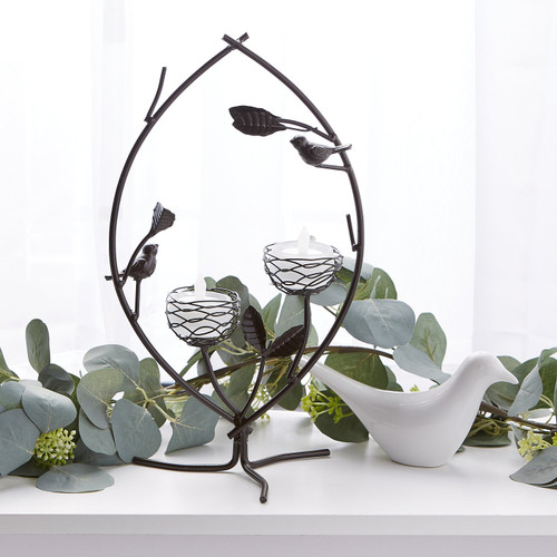 harmony biredies tealight holder