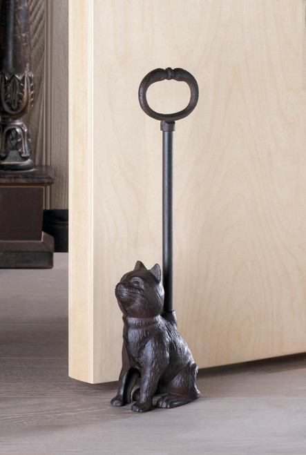 cat door stopper with handle