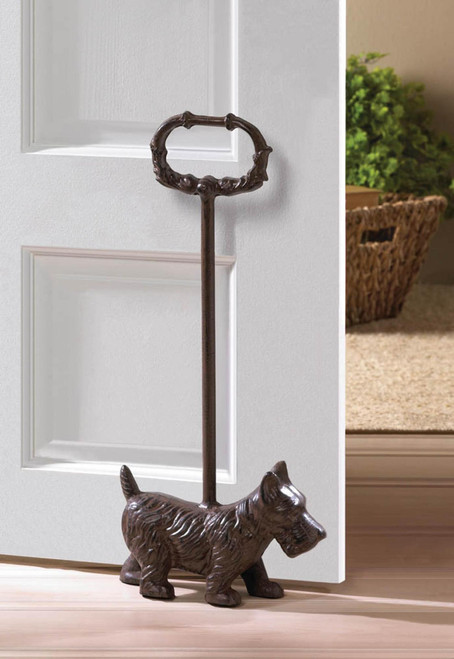 doggy door stopper handle