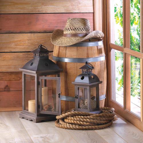 monticello candle lanterns